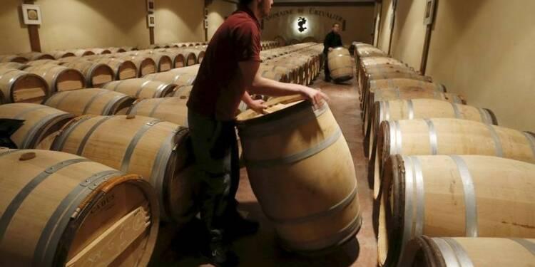 Les exportations de vins et spiritueux français se redressent