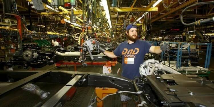 RPT-La croissance américaine revue en nette hausse