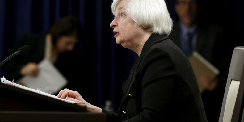 La Fed reste en piste pour un relèvement des taux en 2015