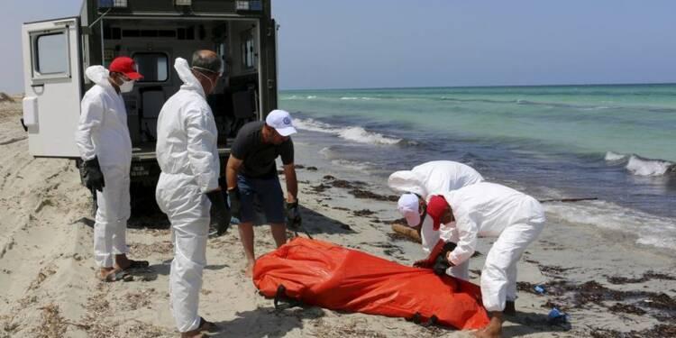 Naufrage près des côtes libyennes, 105 corps retrouvés