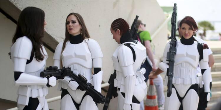 Disney profite à plein de la Force de Star Wars