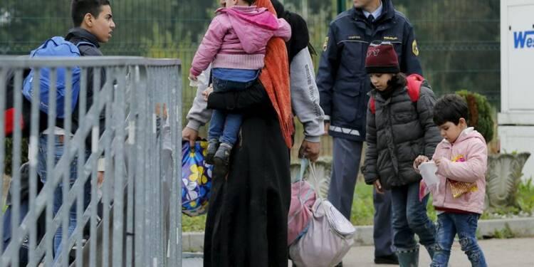 La Croatie redirige les migrants vers la Slovénie