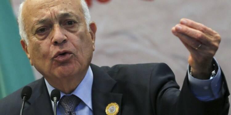 La Ligue arabe annonce la formation d'une force régionale