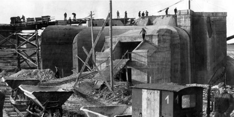 Bunkers : 2 millions d'euros*