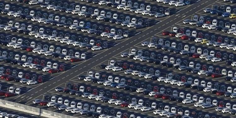 Nette progression du marché automobile au mois d'août