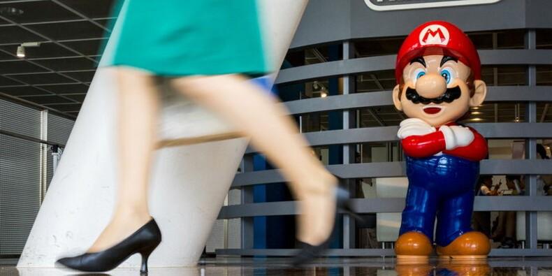 Bénéfice inattendu de Nintendo au 1er trimestre