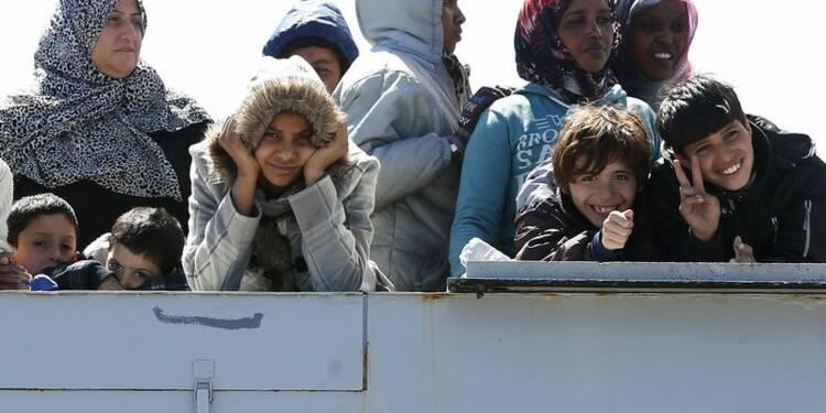 Matteo Renzi prône une action collective de l'UE sur les migrants