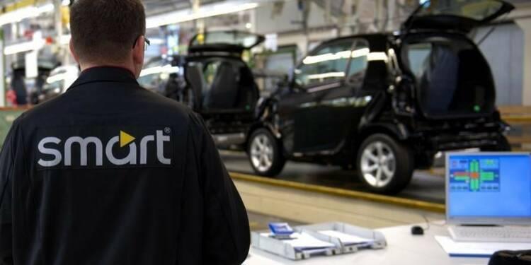 Les salariés de Smart votent pour le retour aux 39 heures