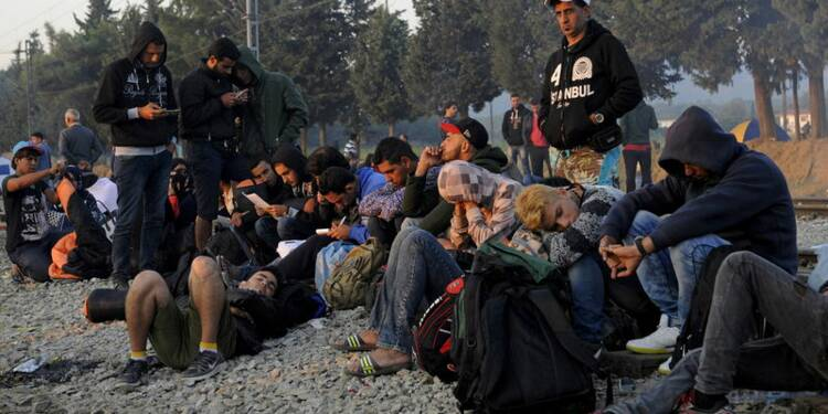 La France se prépare à accueillir des milliers de réfugiés