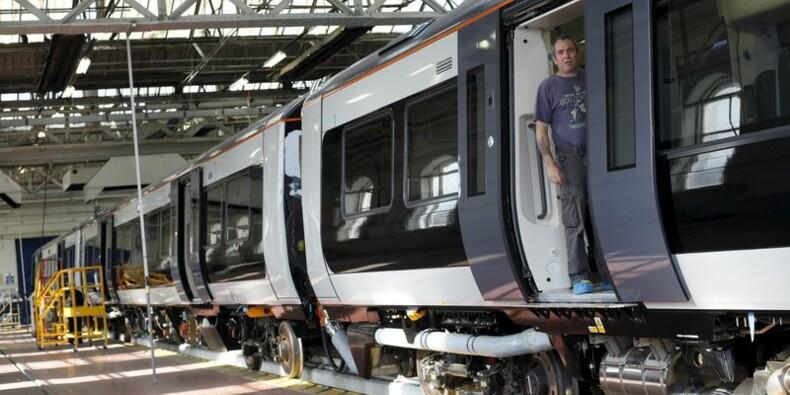 Le ferroviaire de Bombardier intéresserait des groupes chinois