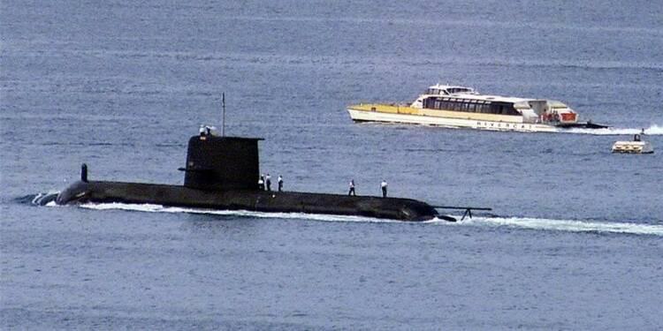 L'Australie lance un appel d'offres pour des sous-marins