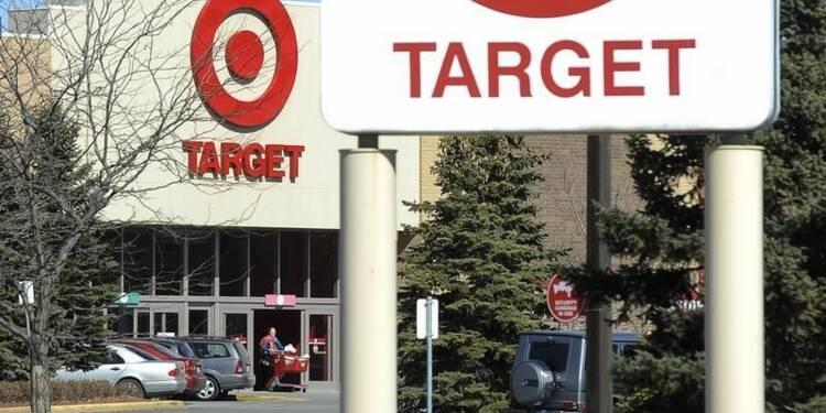 Le bénéfice de Target meilleur que prévu au 1er trimestre