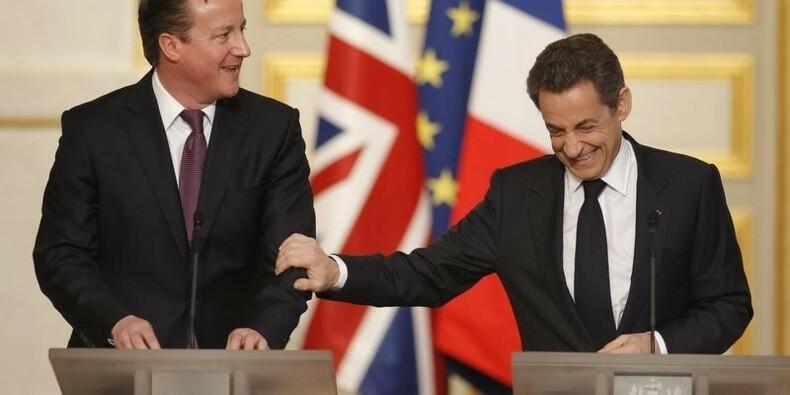 La droite française salue la victoire des Tories