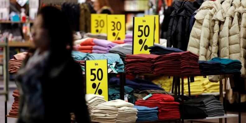 Les rabais sur les prix stimulent la croissance en zone euro