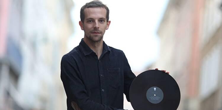 Pierre Creff : Il fabrique des disques vinyles à la demande