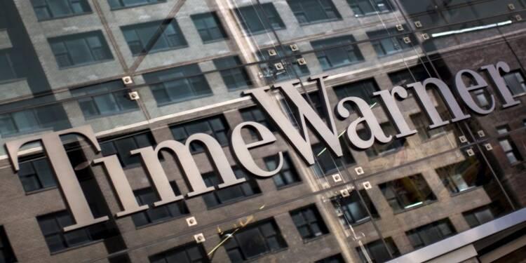 Time Warner réduit ses prévisions pour 2016
