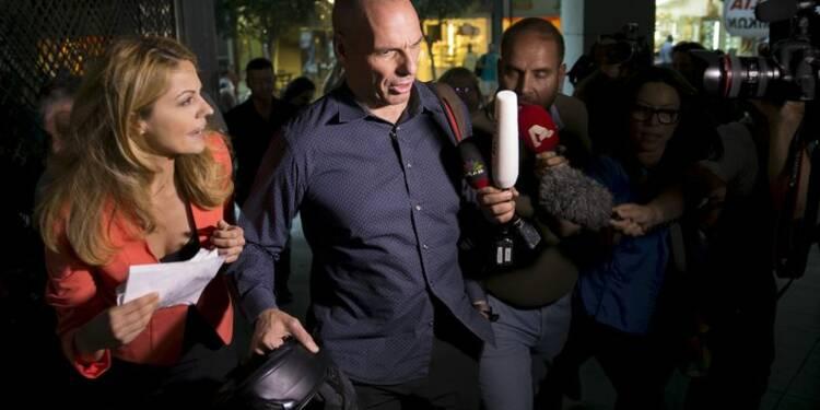 Athènes dit que son objectif est de parvenir à un accord lundi