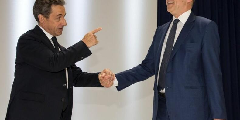 Alain Juppé poursuit son duel à distance avec Nicolas Sarkozy