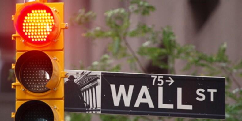 Le  CAC 40 poursuit sa chute, Wall Street en forte baisse