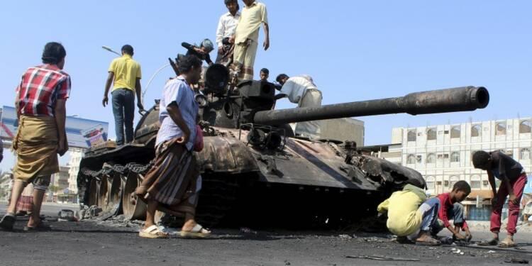 Violents affrontements dans le sud et l'est du Yémen
