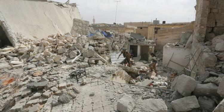 L'armée syrienne et ses alliés vont lancer la bataille d'Alep