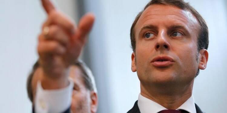 Emmanuel Macron entendu dans une enquête sur la Cité du cinéma