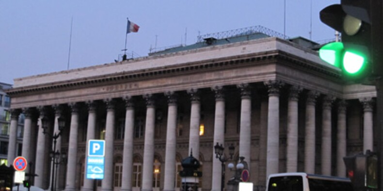 Rassurée sur l'Ukraine, la Bourse de Paris a effacé ses pertes de la veille