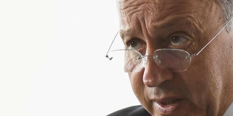 Laurent Fabius ne voit pas la France hors-jeu sur la Syrie