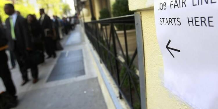 Les inscriptions au chômage en très légère hausse aux USA