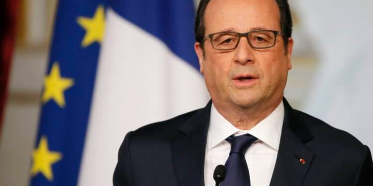 Le jugement des Français sur Hollande reste massivement négatif