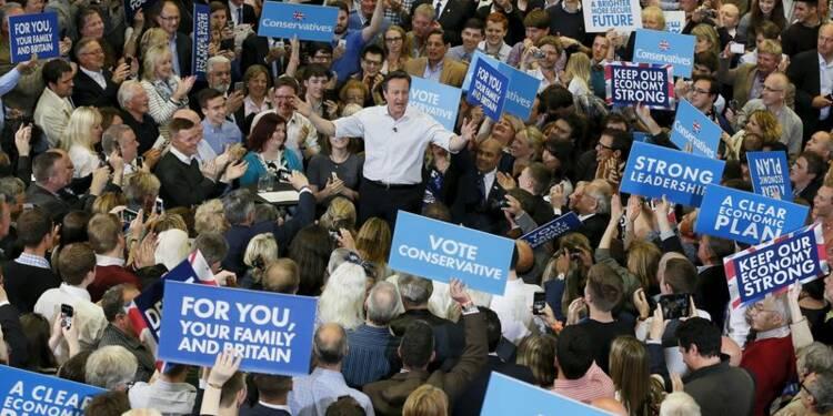 Qu'il perde ou gagne, la carrière de David Cameron tient à un fil
