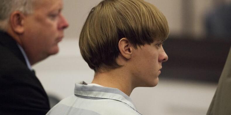 Le tireur présumé de Charleston inculpé de crimes racistes