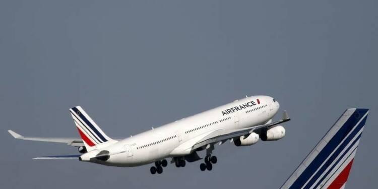 Des départs volontaires en 2016 chez Air France, 2017 négociable