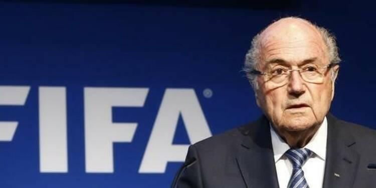 Blatter évoque le rôle de Sarkozy pour le Mondial 2018 et 2022