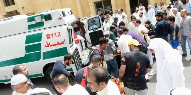 L'EI revendique un attentat sanglant dans une mosquée au Koweït