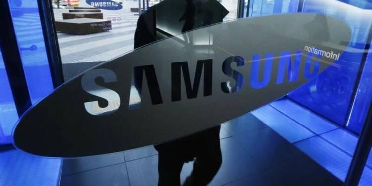 Samsung se relève... grâce à Apple !