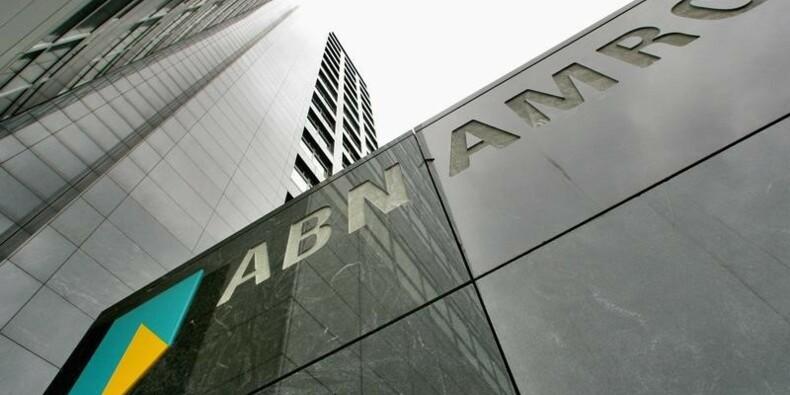 L'agence de privatisation choisit huit banques pour ABN Amro