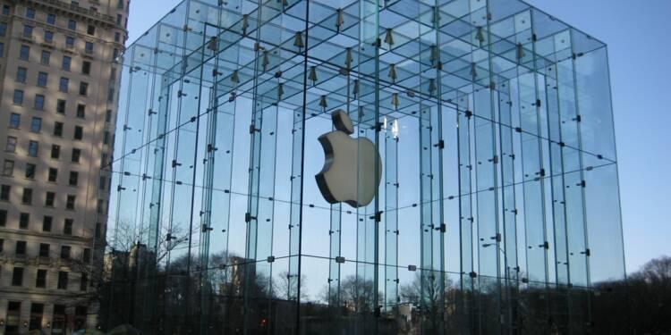 Apple pourrait bientôt valoir 1.000 milliards