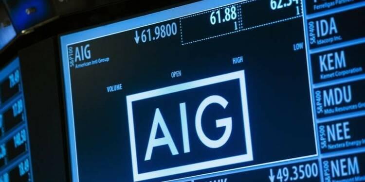 AIG présente un résultat trimestriel supérieur aux attentes
