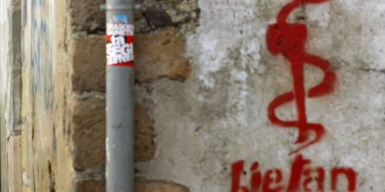 Une cache d'armes de l'Eta découverte à Biarritz