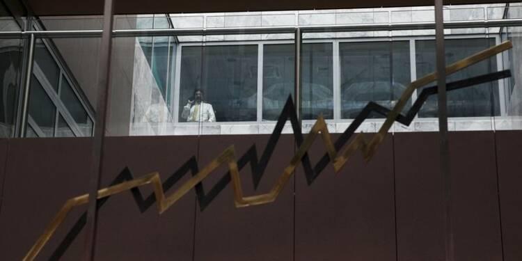 La Bourse d'Athènes et l'indice des bancaires en hausse