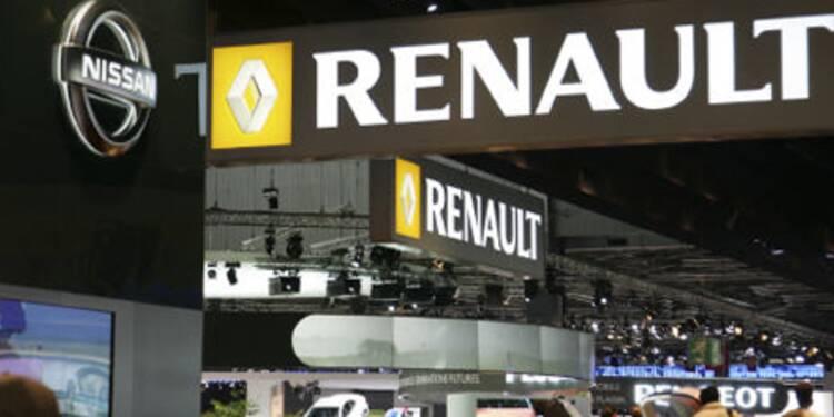 Renault en pôle position du CAC 40 grâce à ses ventes internationales
