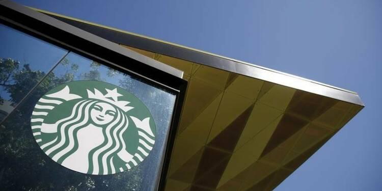 Starbucks déçoit avec ses prévisions