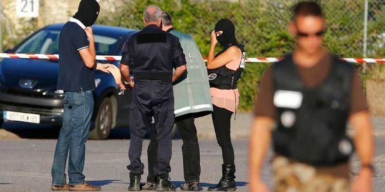 Le renseignement avait repéré le suspect de l'attentat en Isère