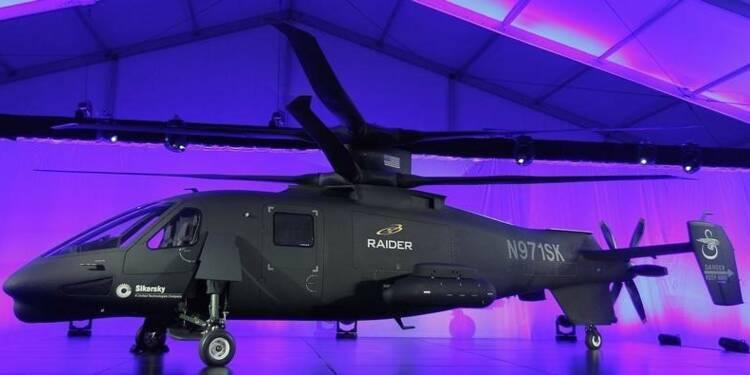 Lockheed s'apprêterait à racheter les hélicoptères Sikorsky