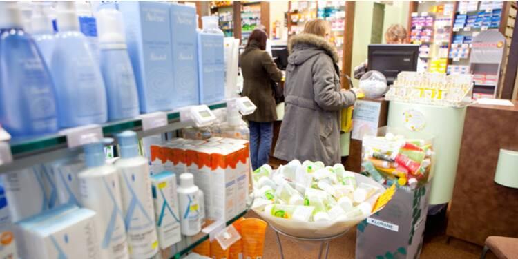Forte baisse de la consommation de médicaments en France