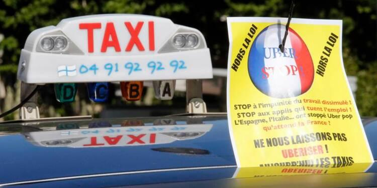 La France menace les dirigeants d'Uber de poursuites