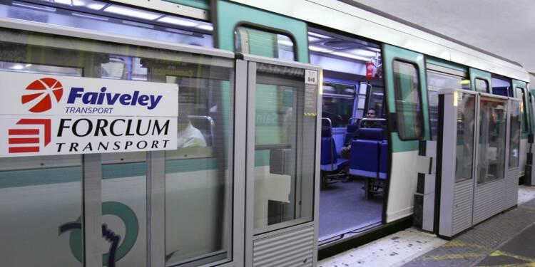 L'équipementier ferroviaire Faiveley Transport passe sous pavillon américain