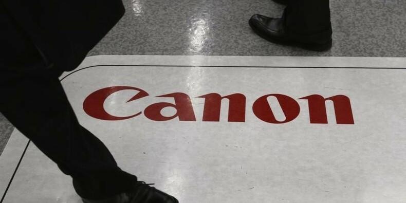 Canon prolonge son offre sur Axis, exclut de la relever