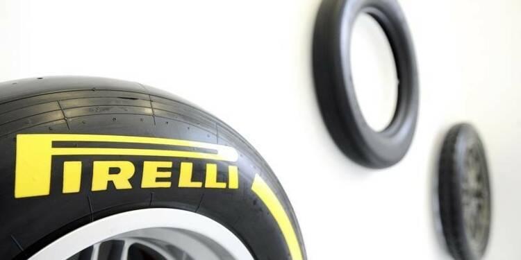 Résultats de Pirelli légèrement supérieurs aux attentes